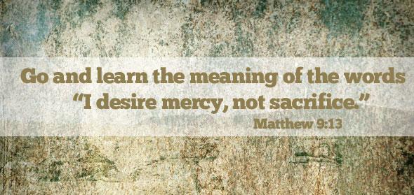MercySacrifice